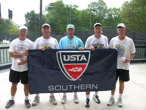 07 Southern Sectionals Sr Men 4.0 Finalist