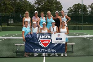 07 Southern Sectionals 3.5 Women's Champs