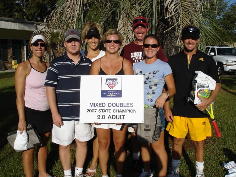 2007 9.0 Adult Mixed Champs