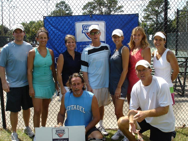 2007 Adult 8.0 Mixed Champs