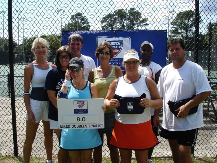 2007 Adult Mixed 8.0 Finalist