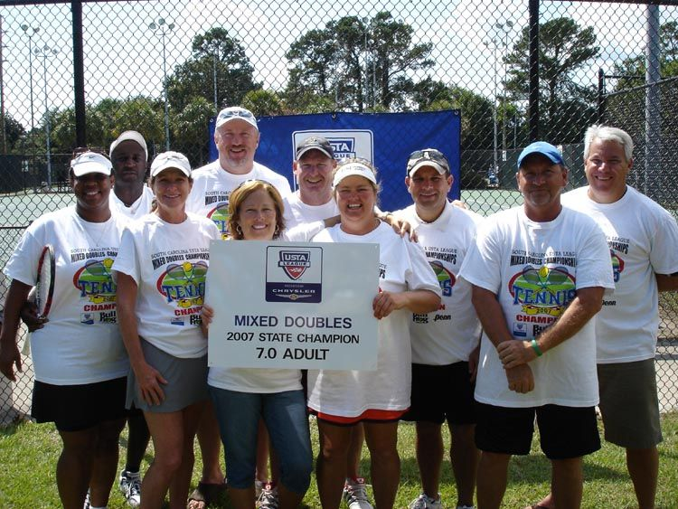 2007 Adult mixed 7.0 champs