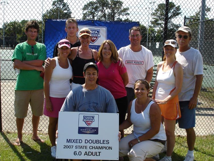 2007 Adult Mixed 6.0 Champs