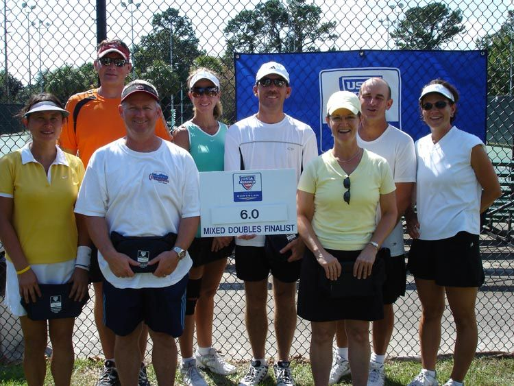 2007 Adult Mixed 6.0 finalist