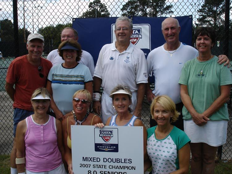 2007 Senior Mixed 8.0 Champs