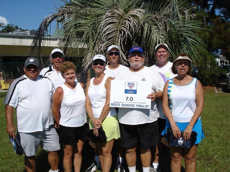 2007 Senior Mixed 7.0 Finalist