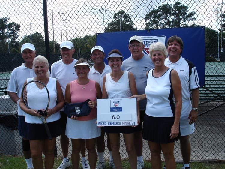 2007 senior mixed 6.0 finalist