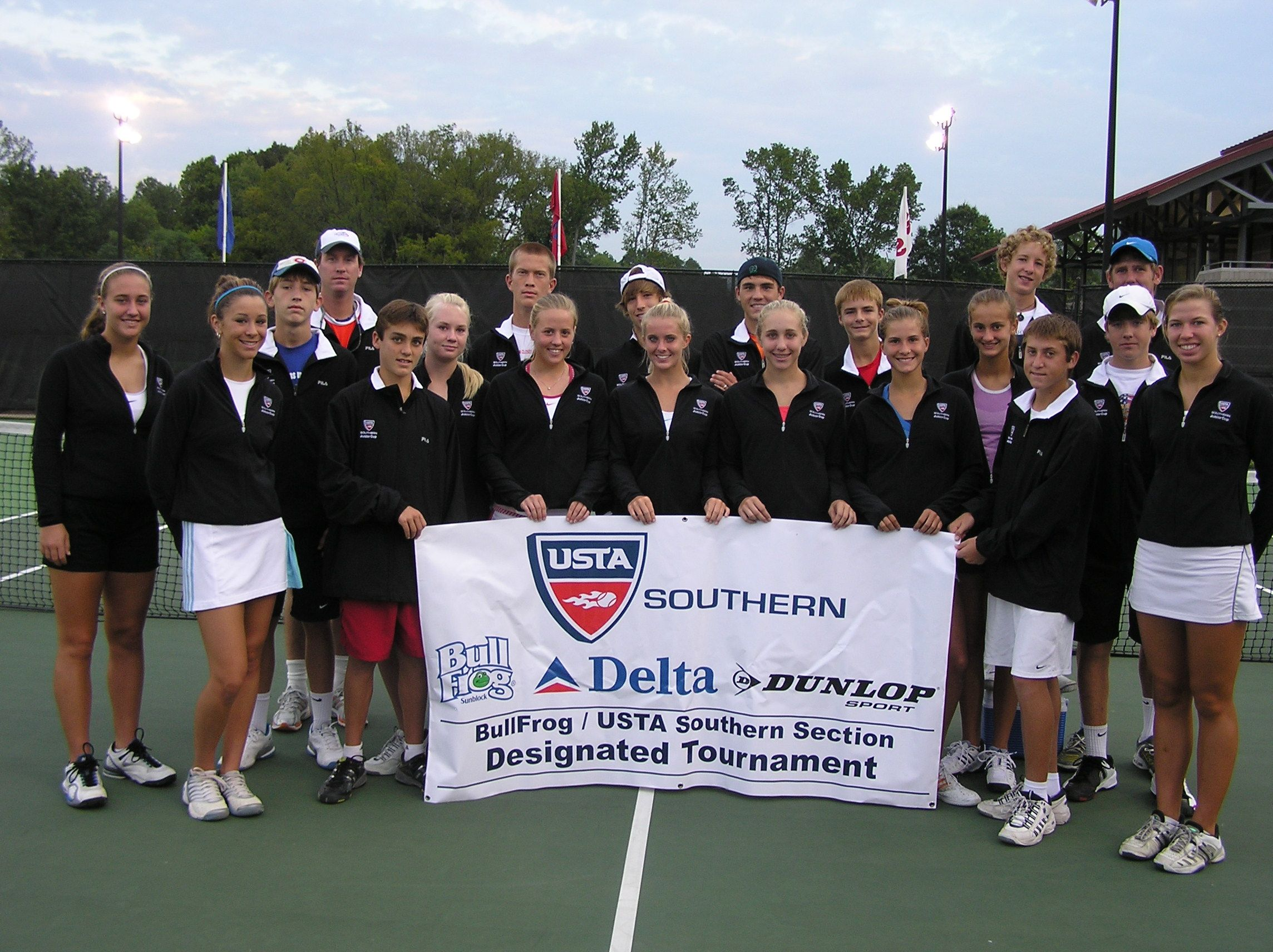 Southern Jr Cup Team SC