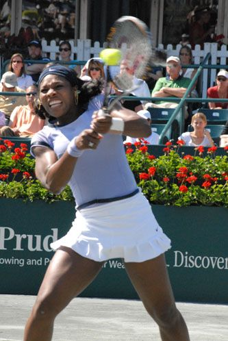 Serena Williams- FCC 2008