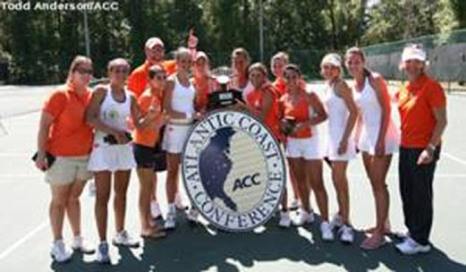 Clemson Ladies ACC Champs