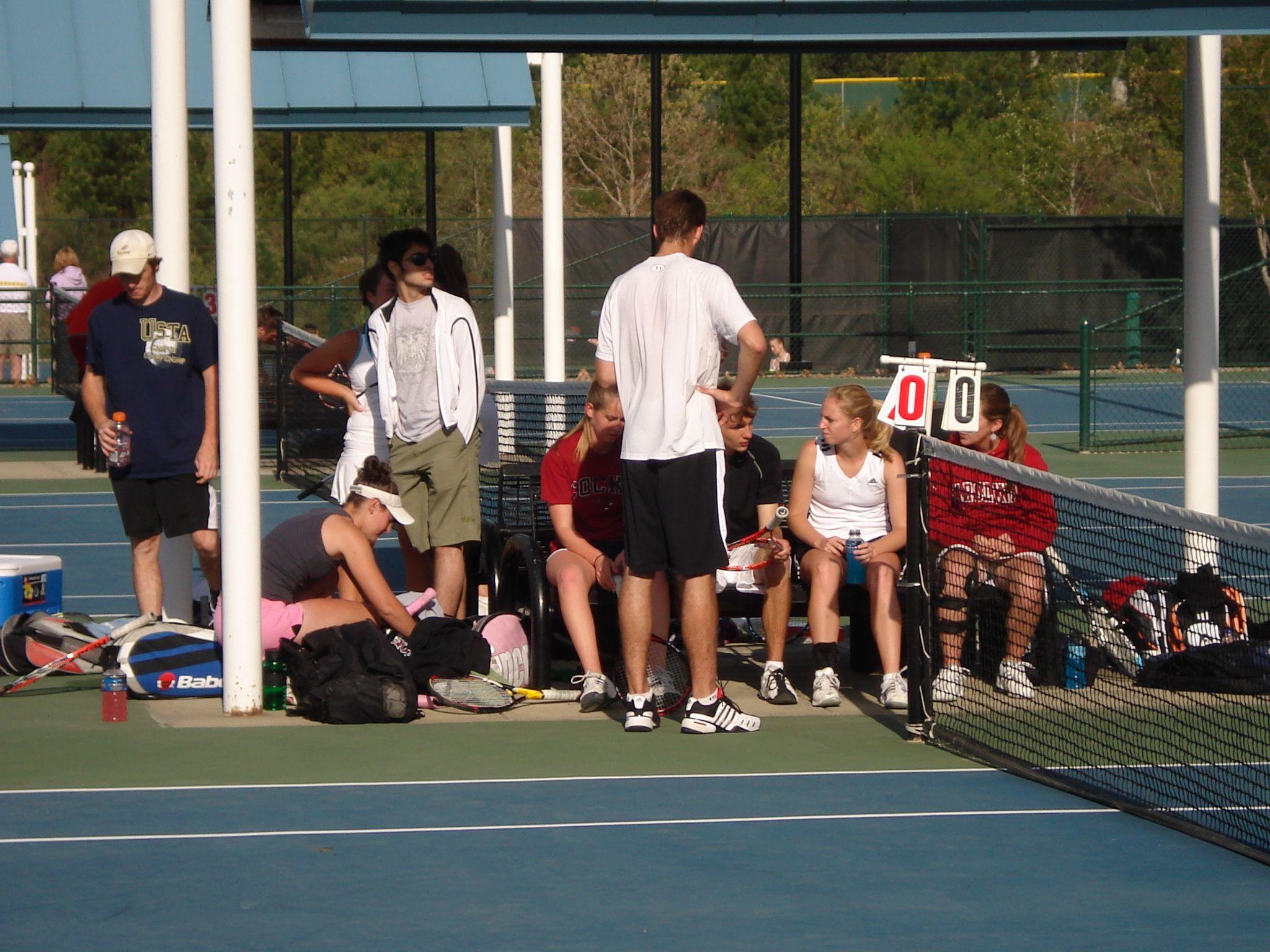 USC Tennis 2