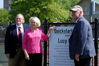 Lucy Garvin QS Dedication