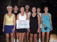 8.5 Senior Women