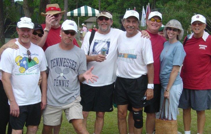 Murraywood Sr 3.5 Team - 2006 USTA SC Senior League Championships
