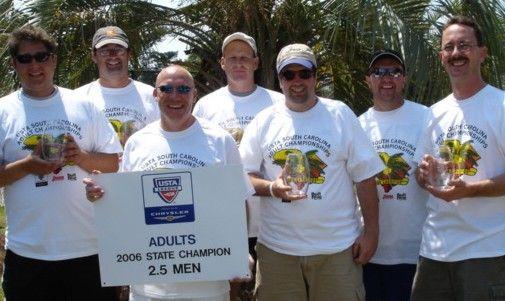 2006 Men's 2.5 Champion