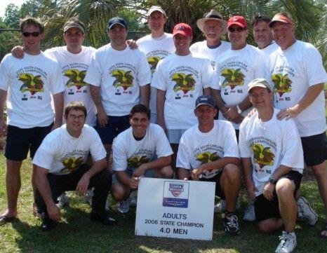 2006 Men's 4.0 Champions
