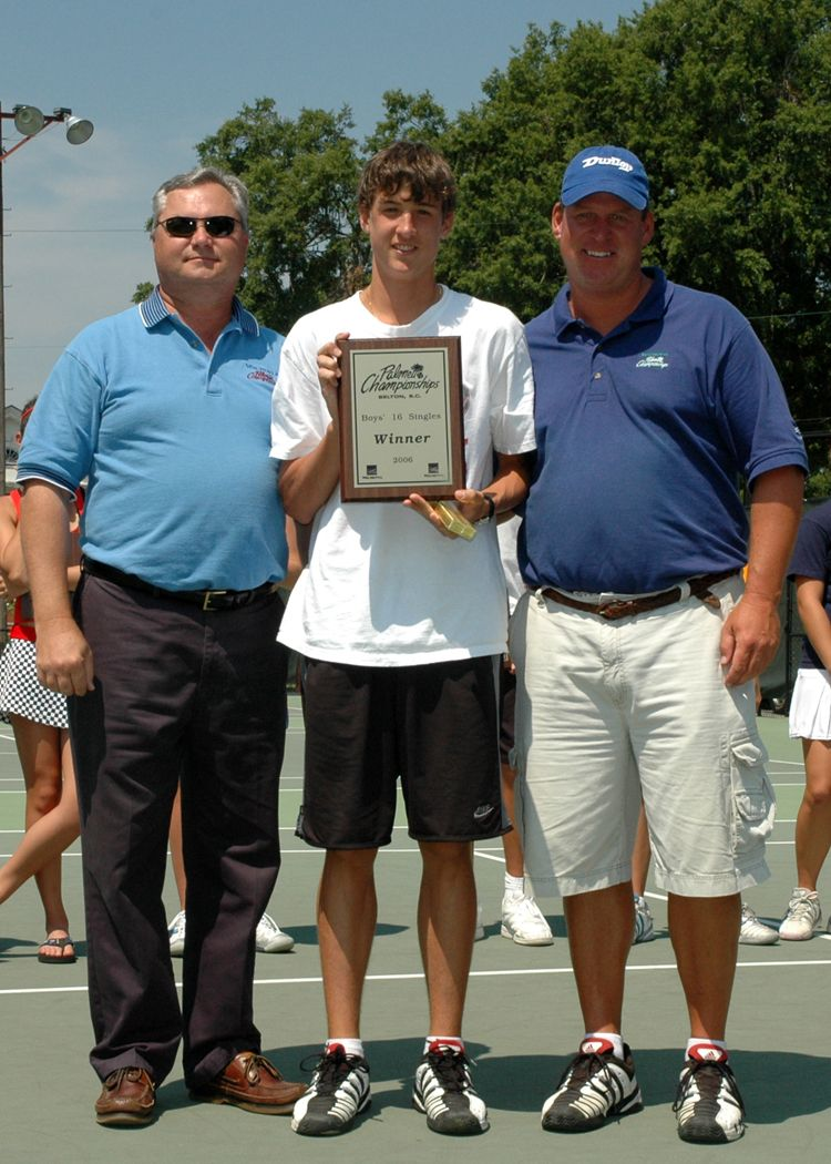 B16 Winner Wesley Moran - Wachovia Championships 2006