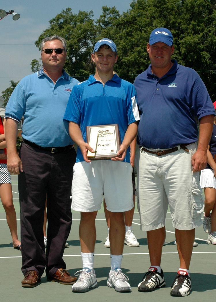 B18 Winner William Guzick - Wachovia Championships 2006