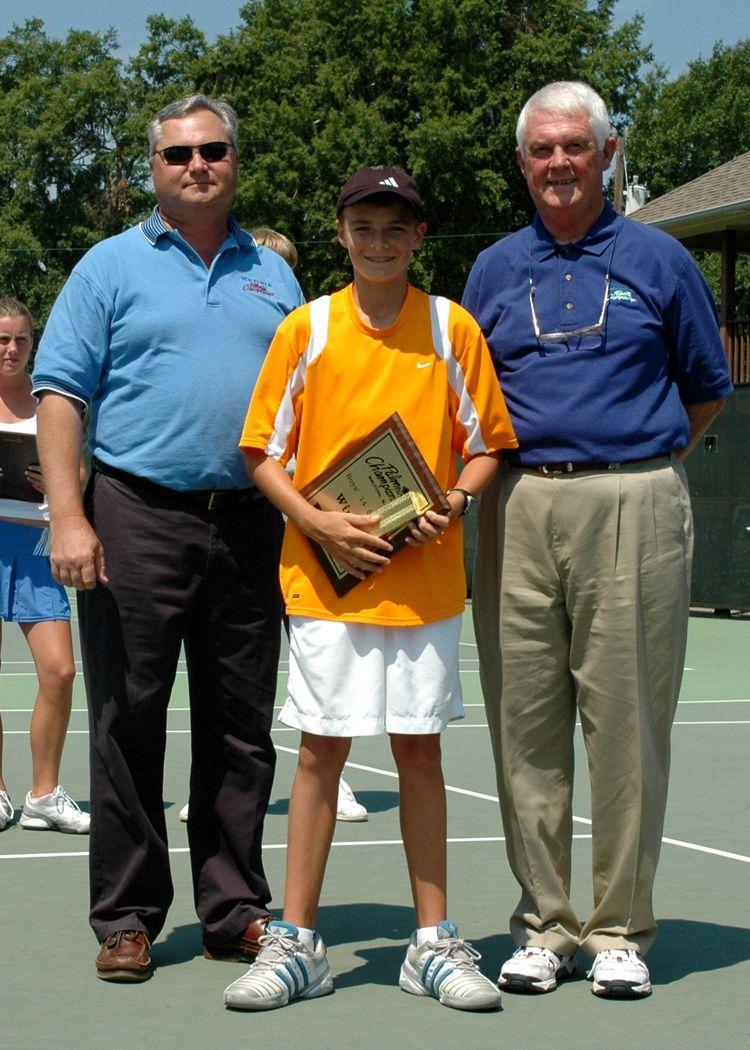 B14 Winner Hunter Harrington - Wachovia Championships 2006