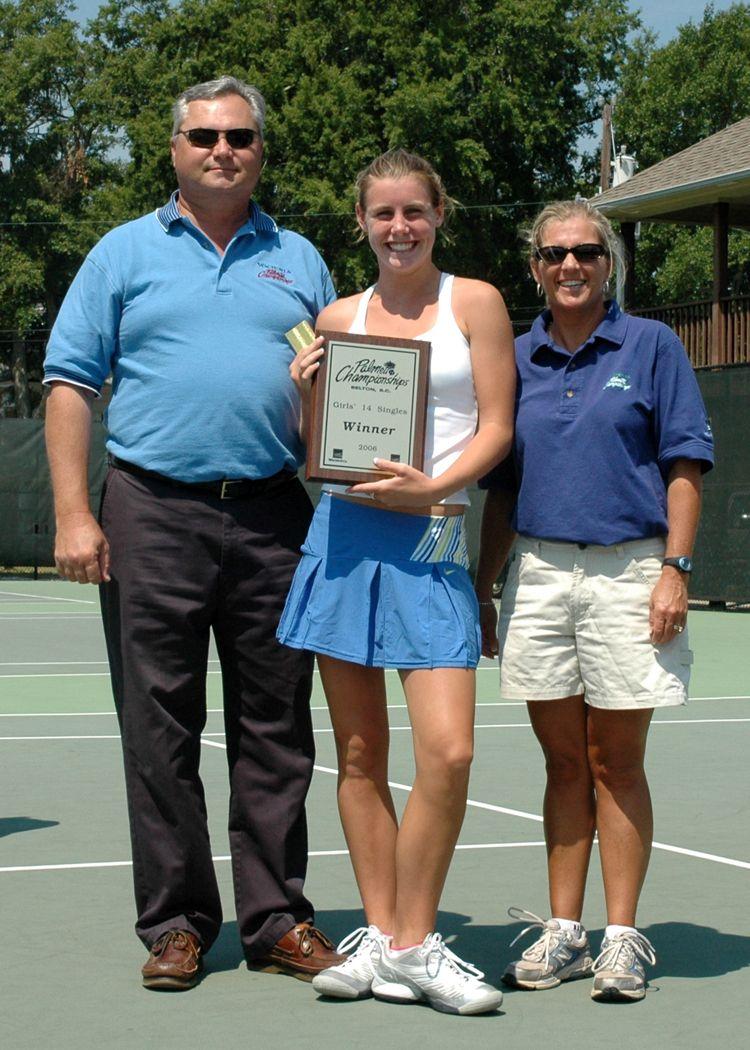 G14 Winner Ferry Brooke - Wachovia Championships 2006