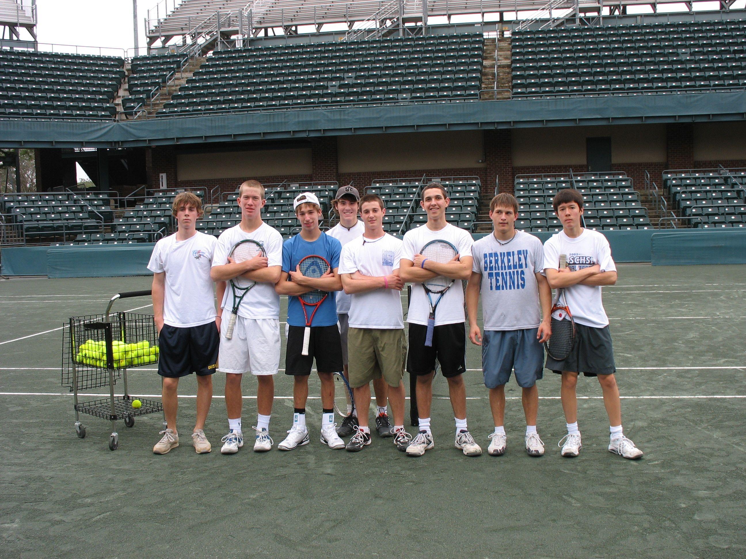 Boys at All Star Camp 2006
