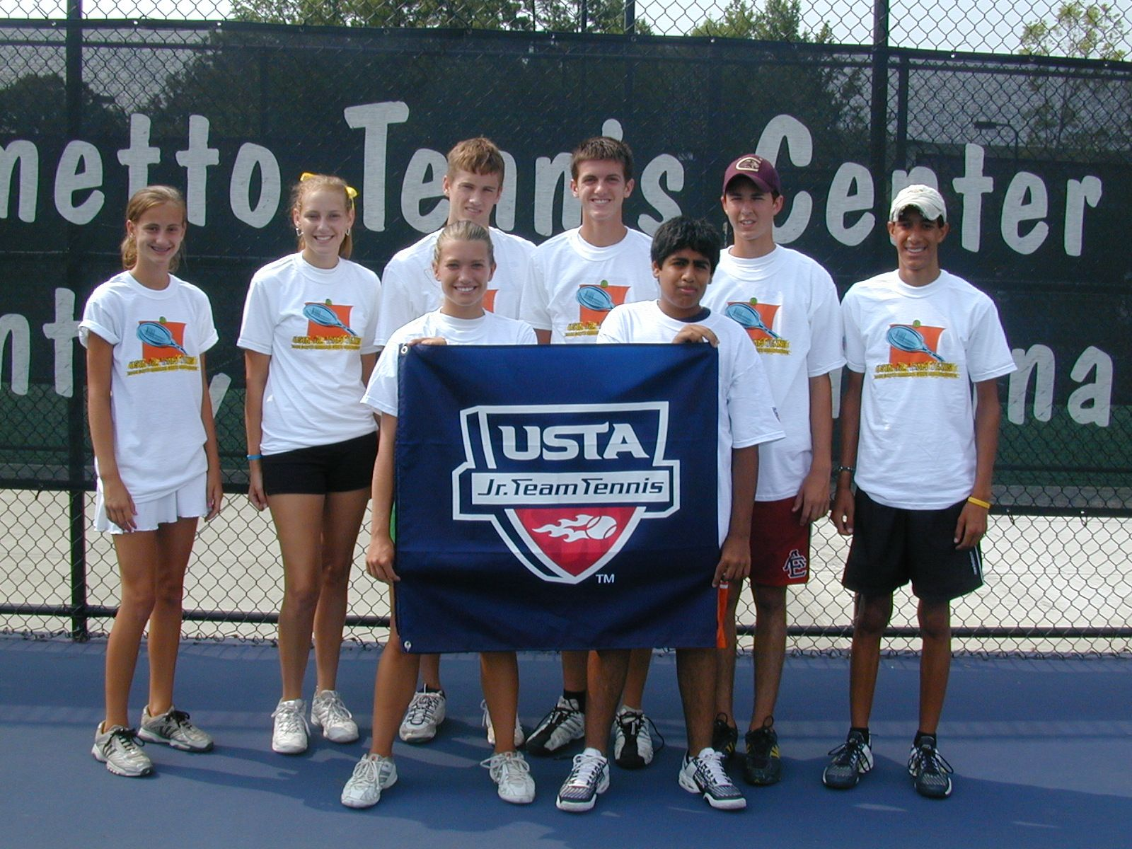 2006 Junior Team Tournament Blue
