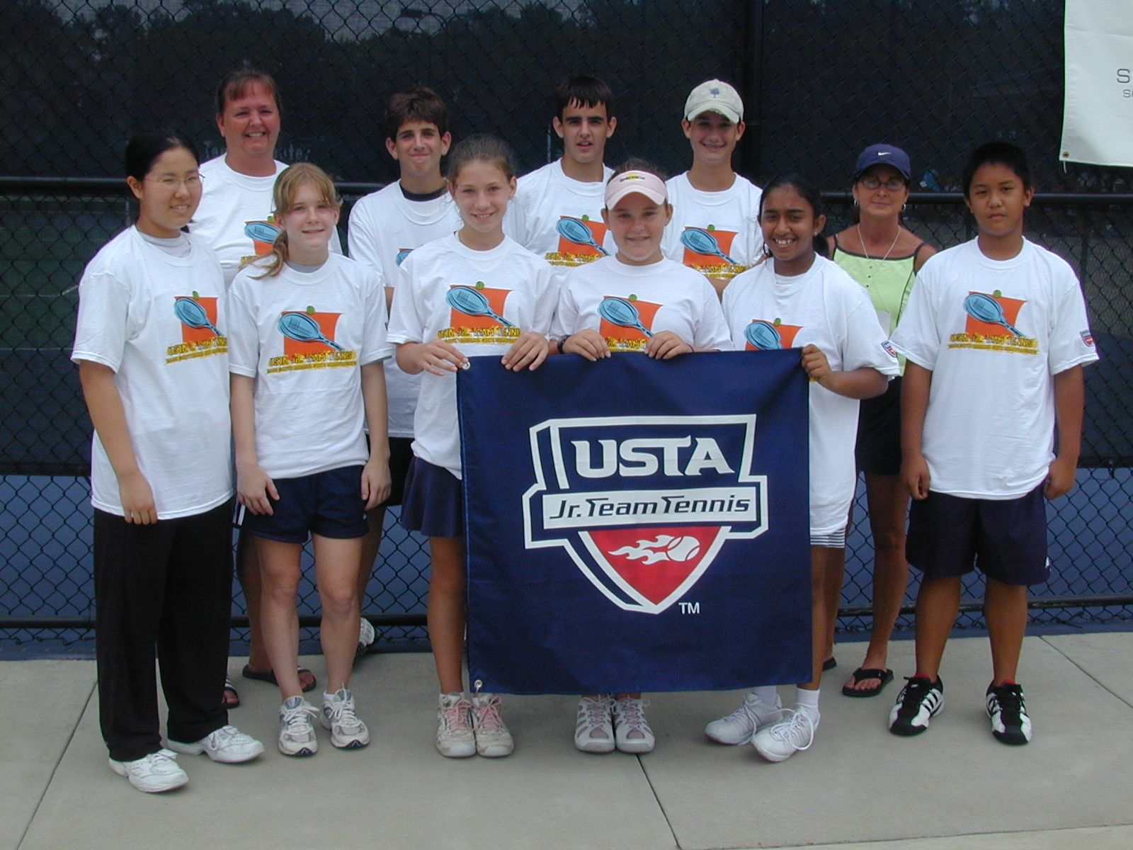 2006 Junior Team Tournament King Queen Aces
