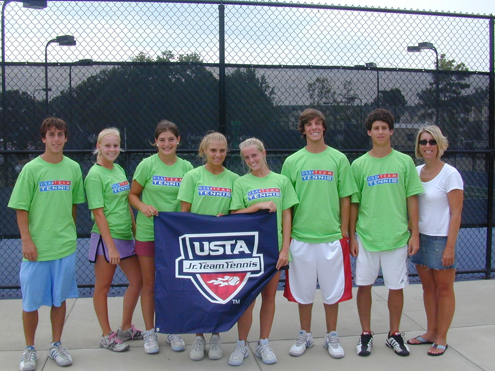 2006 Junior Team Tournament Team Columbia