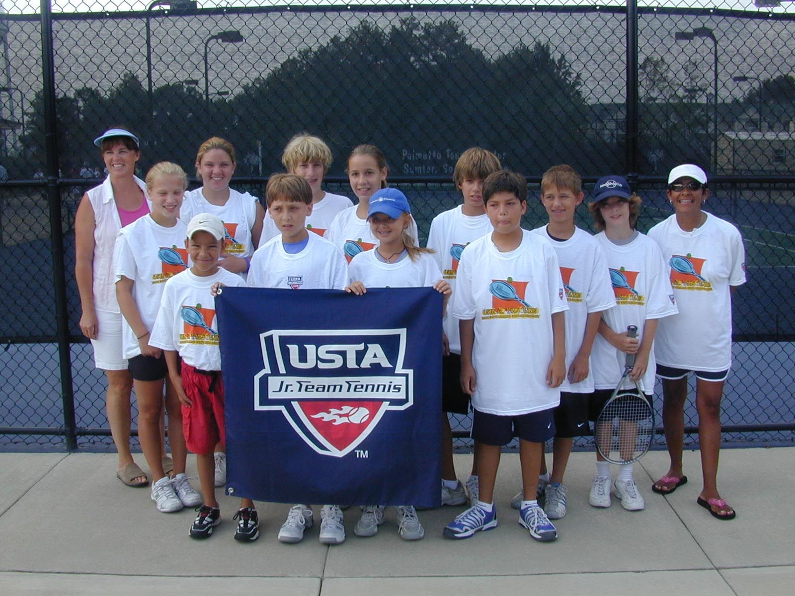 2006 Junior Team Tennis Tournament Club Crashers