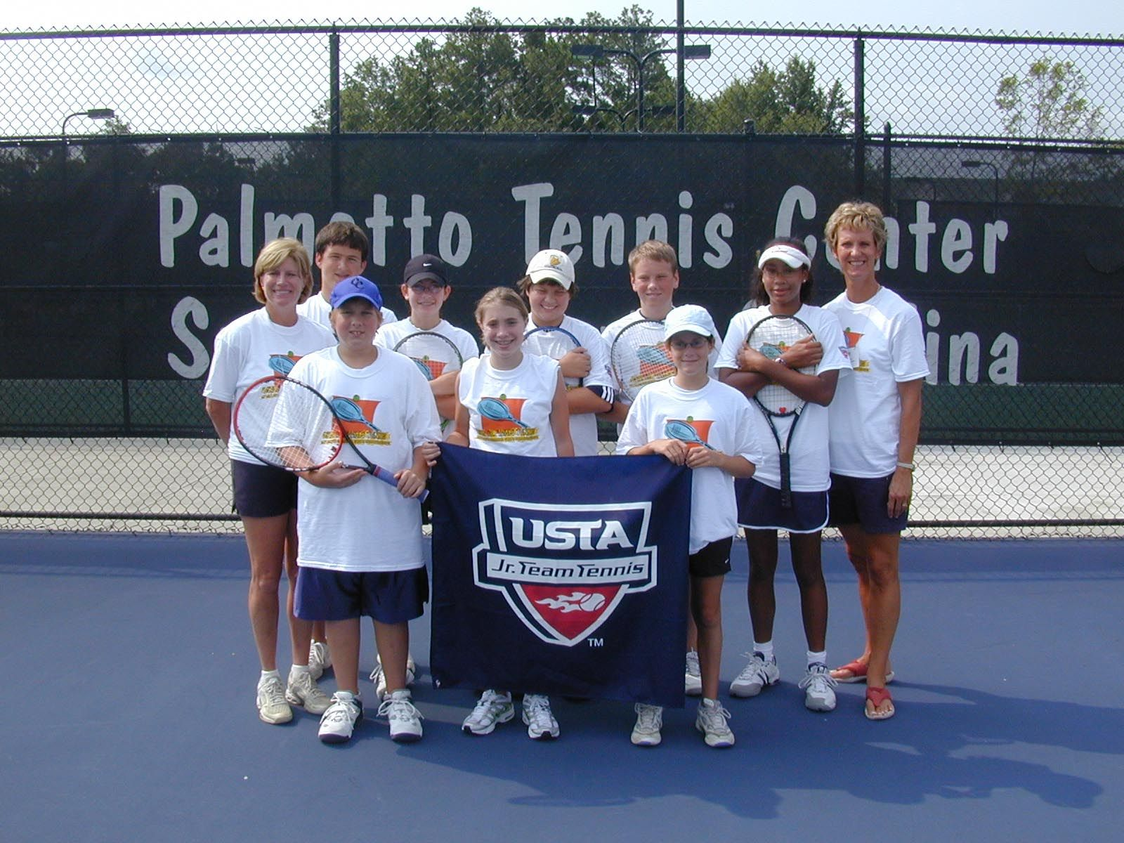2006 Junior Team Tournament Topspin Titans