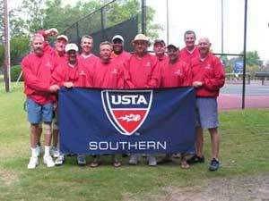 Men's 3.0 Champions 2006 Sectionals
