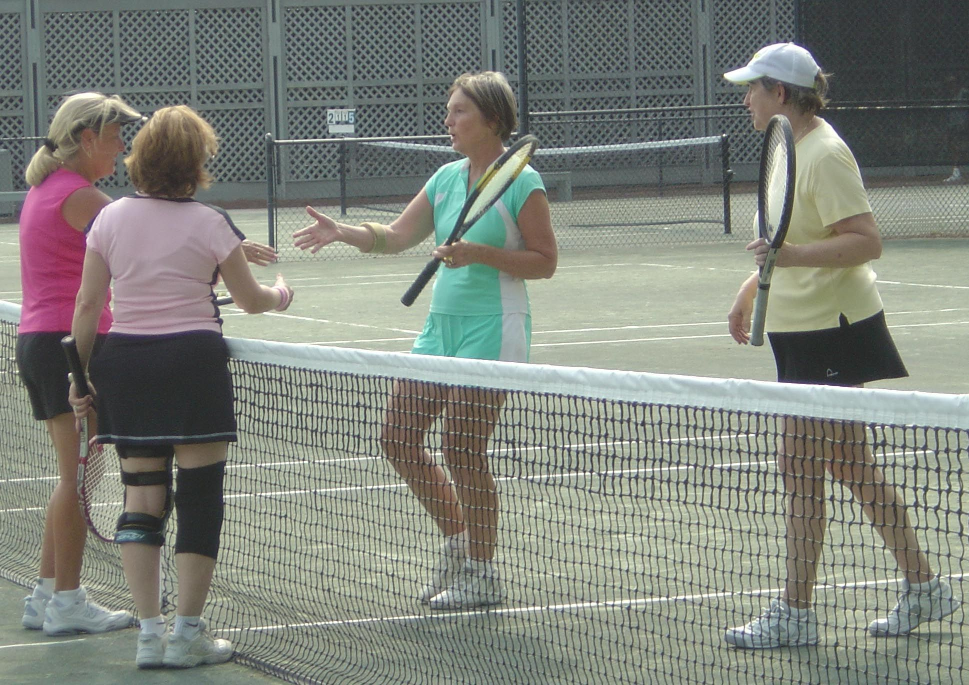 Adult League Tennis