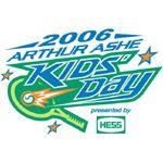 Arthur Ashe Kids Day Logo