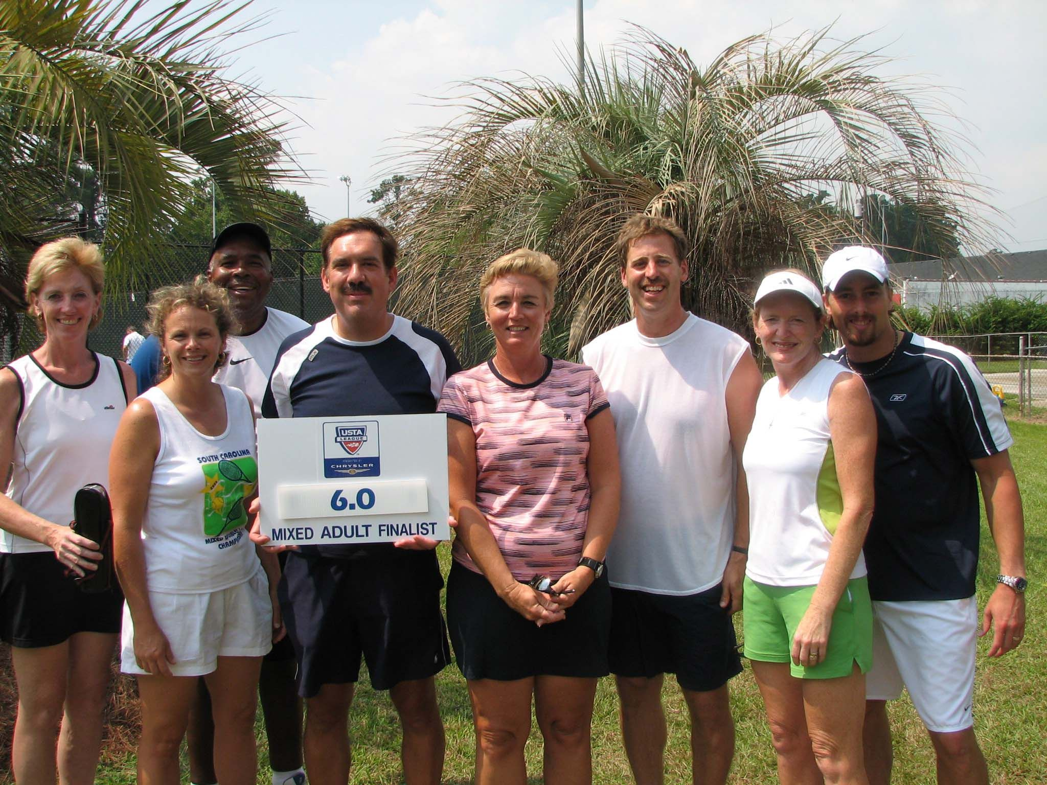 2006 Mixed 6.0 Adult Finalist