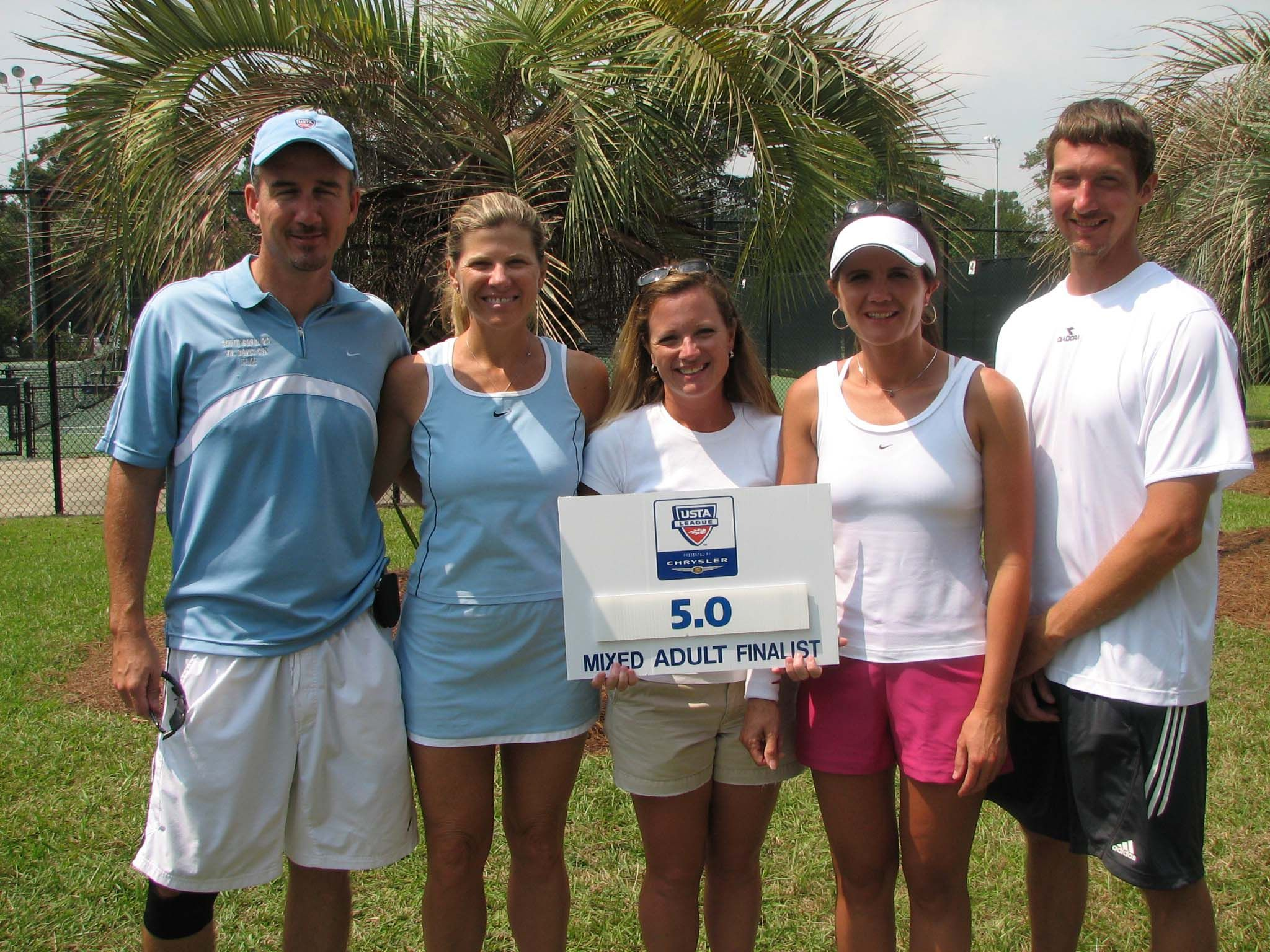 2006 Mixed 5.0 Adult Finalist