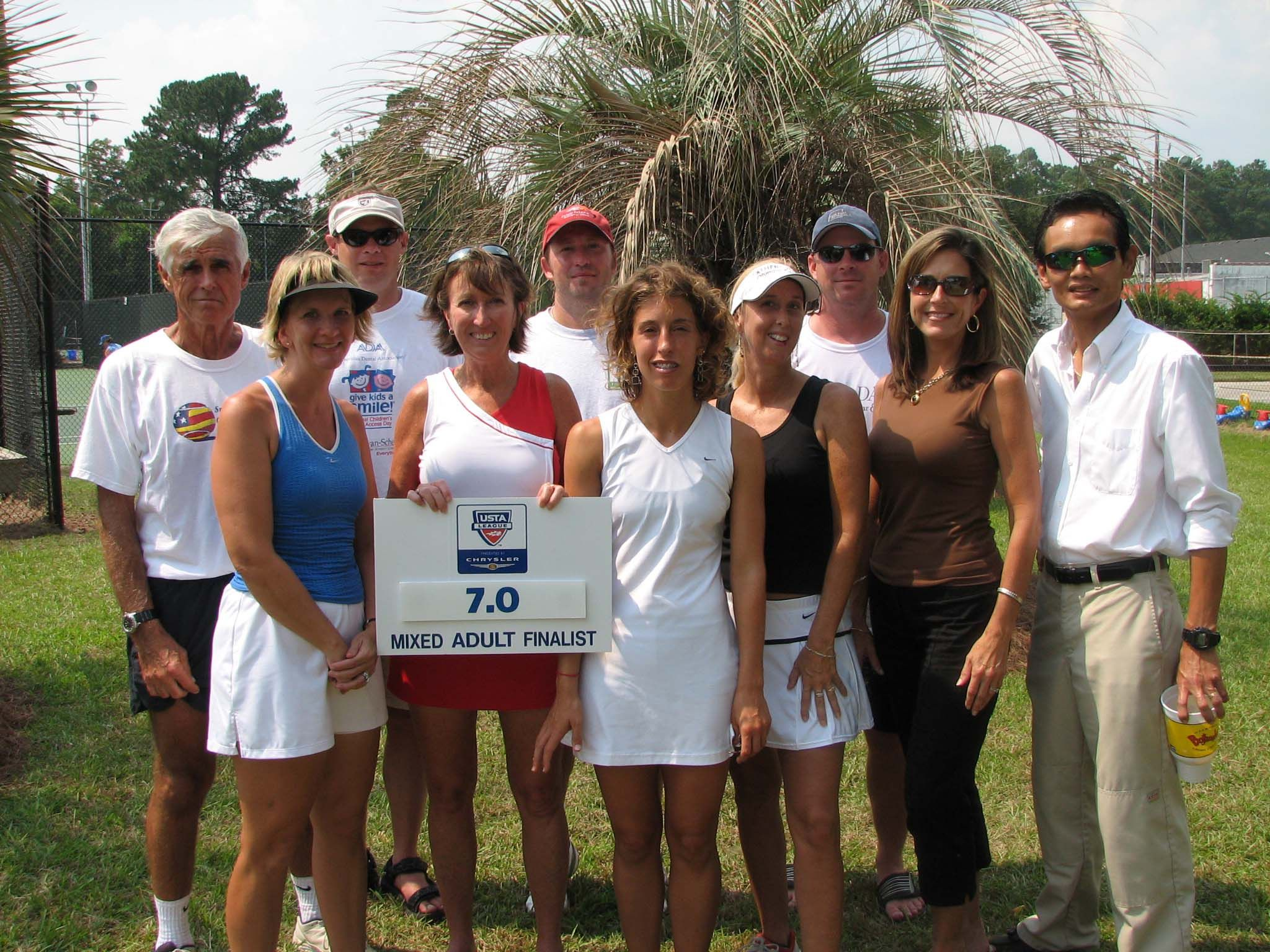 2006 Mixed 7.0 Adult Finalist
