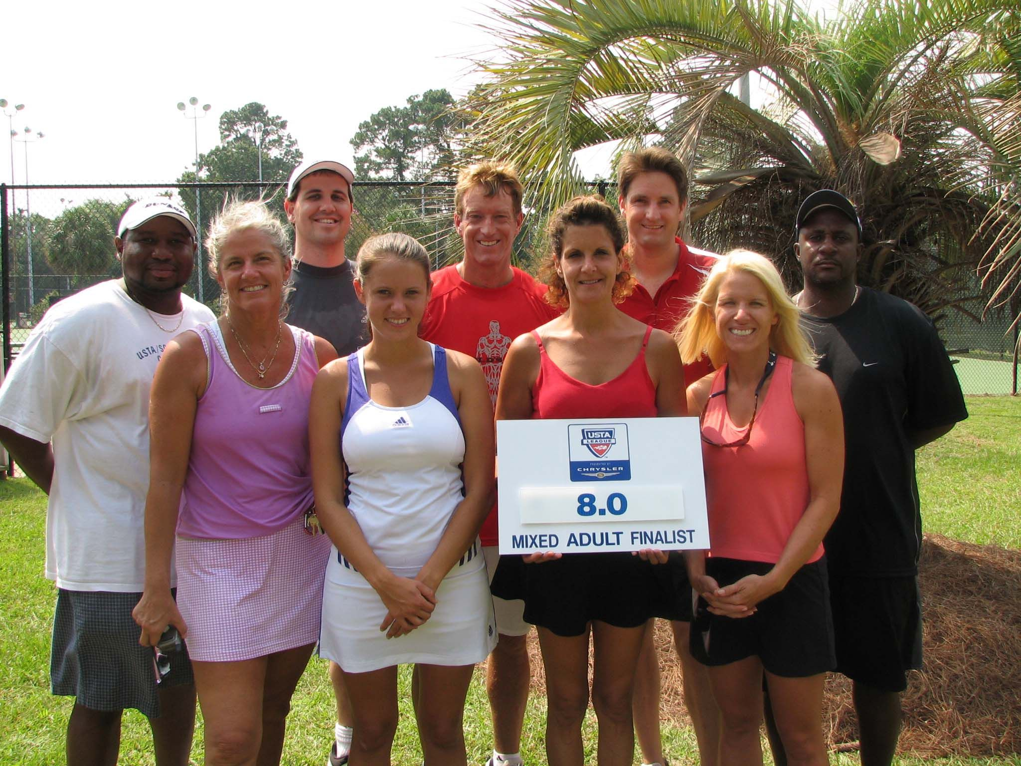2006 Mixed 8.0 Adult Finalist