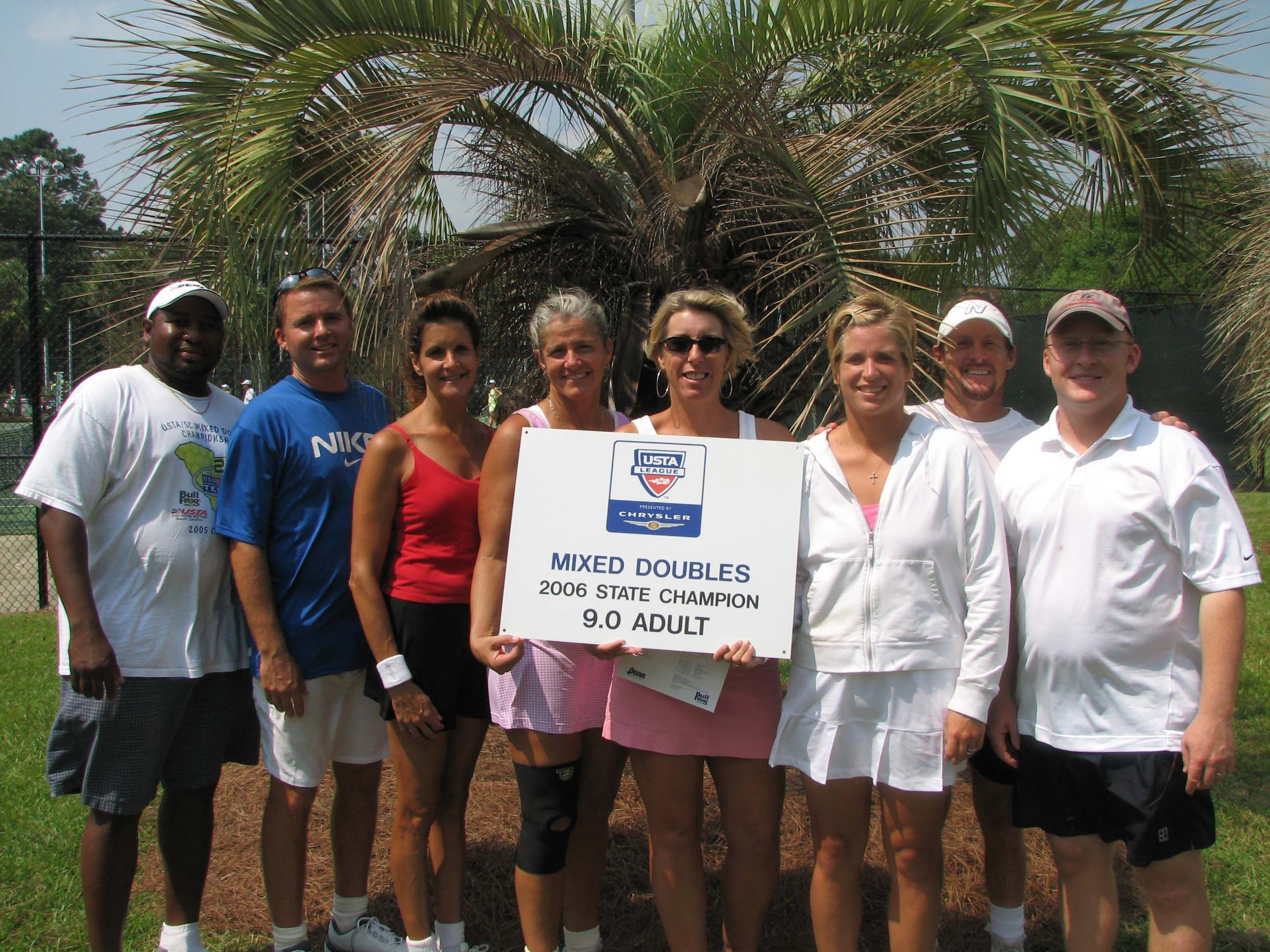 2006 Mixed 9 Adult Champs