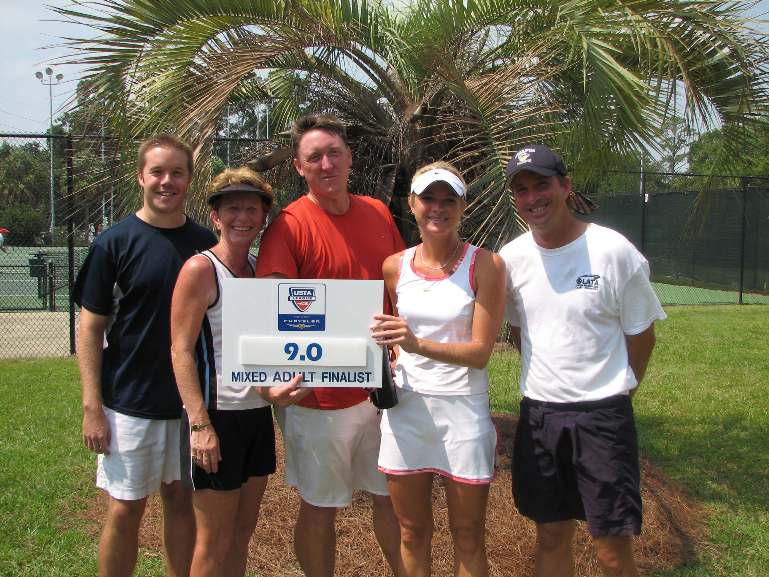 2006 Mixed 9 Adult Finalist