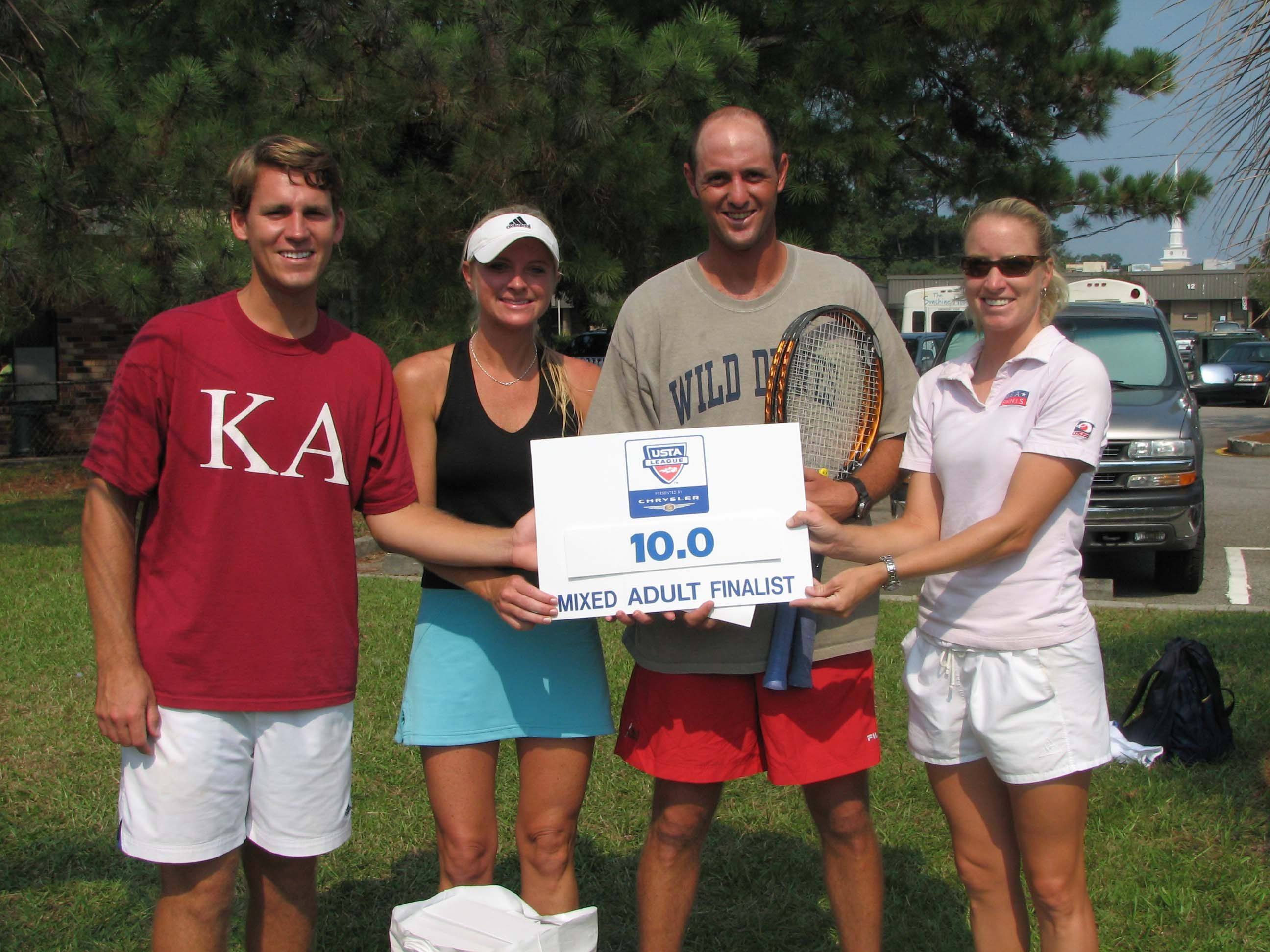 2006 Mixed 10 Adult Finalist