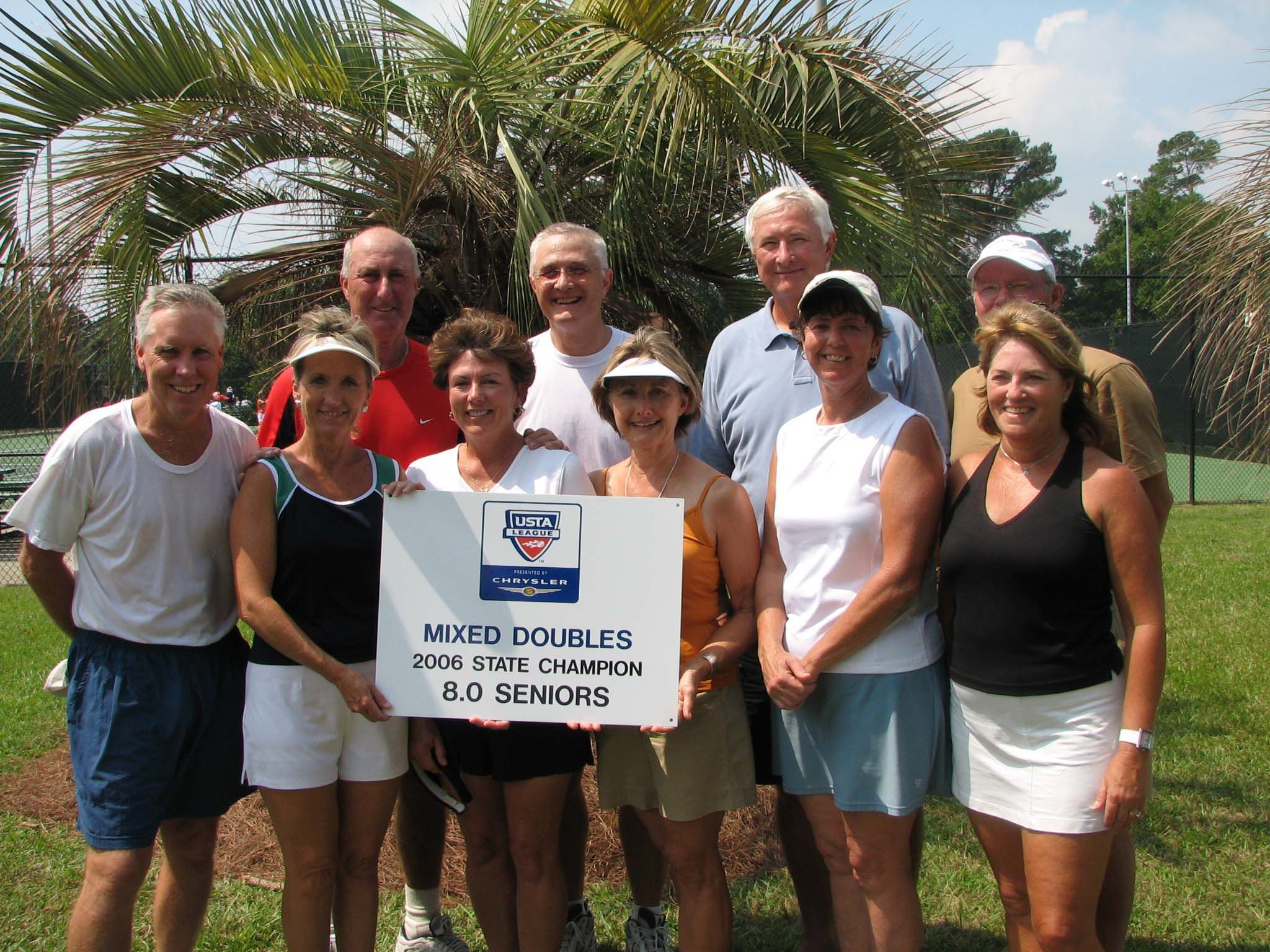 2006 Mixed 8 Senior Champs