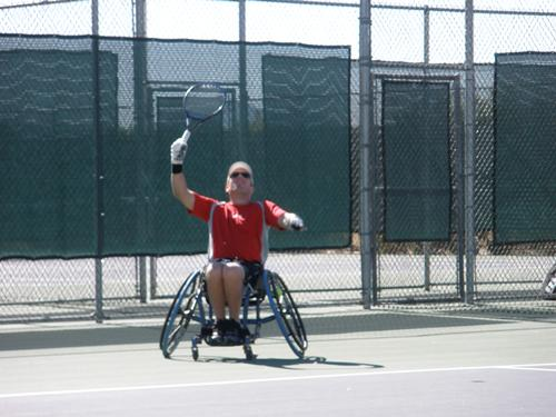 wheelchair tennis tournament 2-09