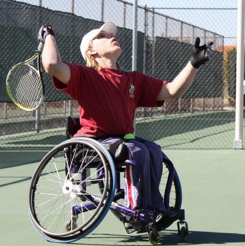Southwest Desert Wheelchair Classic 2009