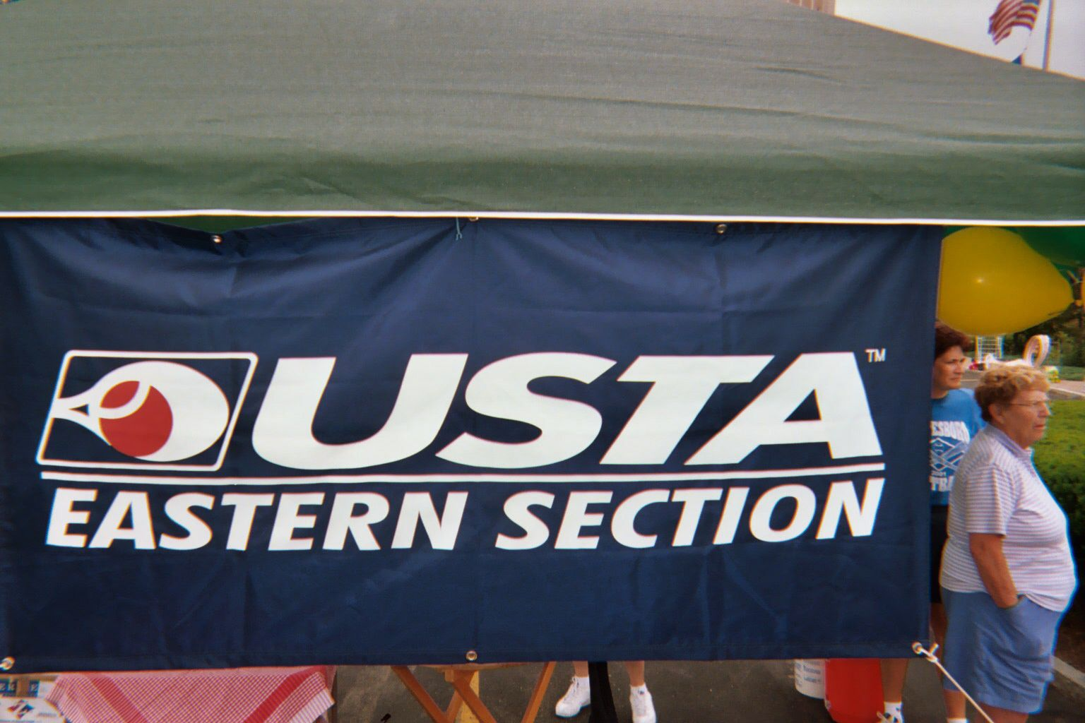 usta eastern sign..