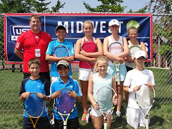 12 Advanced Team Fox Cities Forehands