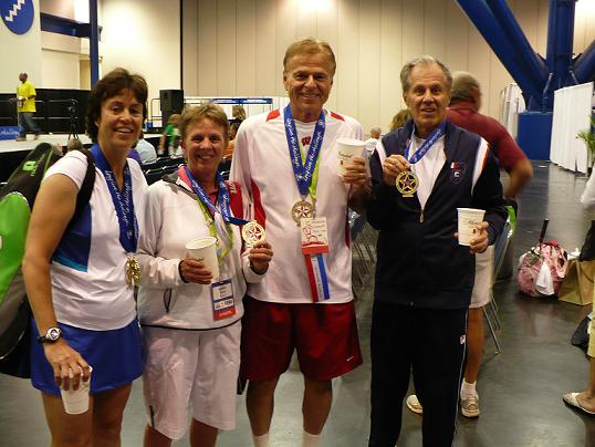 Summer National Senior Games  2