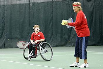 Wheelchair and Adaptive Tennis 1