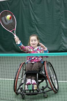 Wheelchair and Adaptive Tennis 3