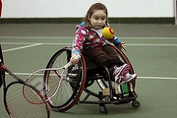 Wheelchair and Adaptive Tennis 4