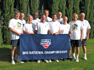Wisconsin Senior Team Competes at Nationals 1